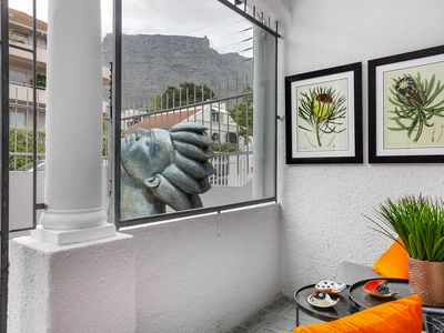 Photo for Etali Mountain View Oranjezicht private home in the heart of Cape Town