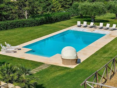 Photo for Villa Prati, luxury villa with immaculate garden and large pool