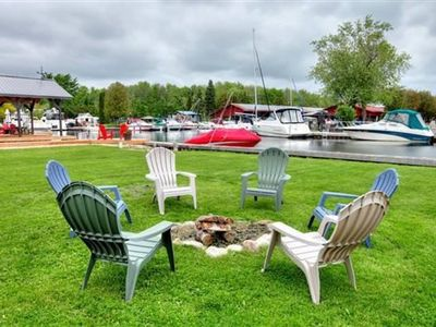 Photo for Beautiful Waterfront Cottage - Boater's Paradise