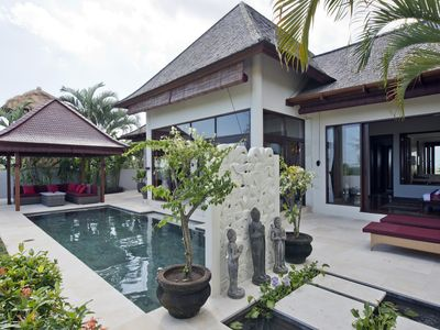 Photo for Ricefield view Villa with Private Pool