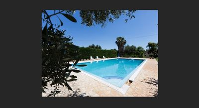 Photo for Exclusive villa with private pool in the heart of Salento