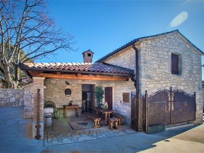 Photo for Rustic-Holiday Home Vani with Tavern, near Porec
