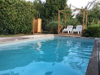 Photo for 1BR Lodge Vacation Rental in cagnes sur mer