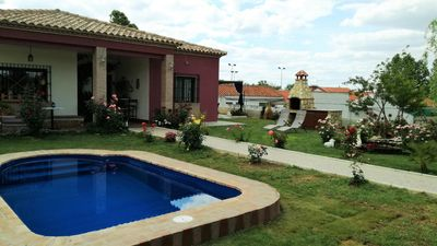 Photo for Holiday home with air-con and Wi-Fi in northern Andalucia