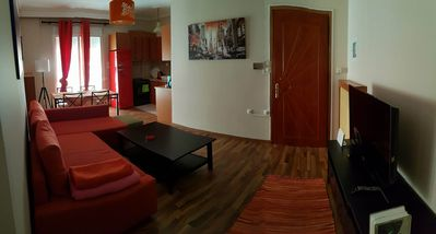 Photo for top floor apartment .In one of the most famous street of Komotini leoforos Iroon