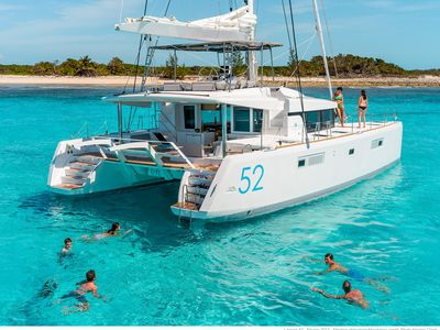 Photo for Lagoon 52 ft  Luxury Sailing Catamaran.