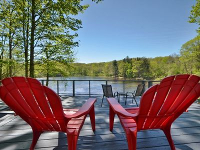 Photo for Private Waterfront Farmhouse