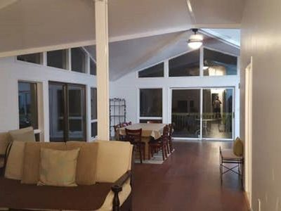 Photo for Walk to Beach, The Hideout Resort, Five Bedrooms, Ample Parking, Clean