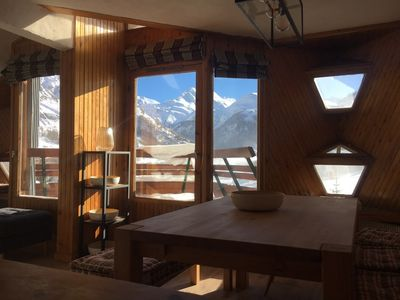 Photo for Apartment 100m2 - The Santel - Val d Isere