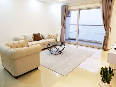 Photo for Blooming Tower DanangApartment with great sea view