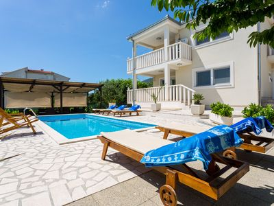 Photo for Luxury Villa With Pool, Gym, Bicycles And Beautiful Sea View