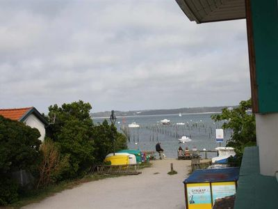 Photo for B28 Large apartment center Cap Ferret 2 bedrooms at the foot of the beaches of the Basin