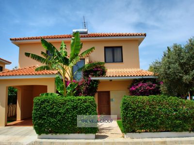 Photo for Voroklini Villa, Sleeps 6 with Pool and Air Con