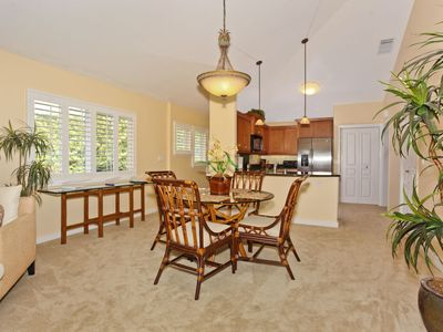 Photo for 2 Bed, 2 Bath Partial Oveanview Kai Lani Condo with Vauletd Ceilings (KL29C)
