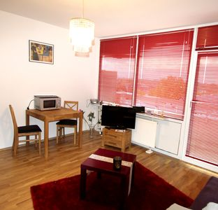 Photo for Come in - feel good! New, modern and wonderfully bright apartment! Langzeiti