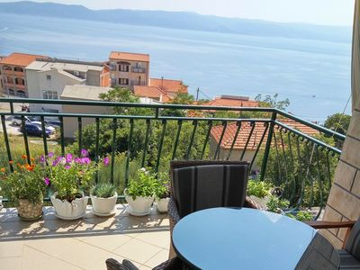 Photo for Apartment Ante  SA3(2+1)  - Brela, Riviera Makarska, Croatia