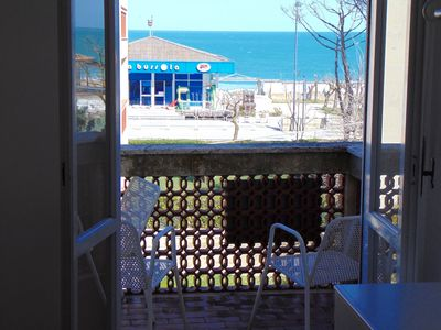 Photo for M26 - Marcelli, three-room apartment with terrace 80 meters from the sea
