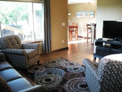 Photo for 3BR Cabin Vacation Rental in Arnolds Park, Iowa