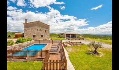 Photo for 7 bedroom Villa, sleeps 17 with Pool and FREE WiFi