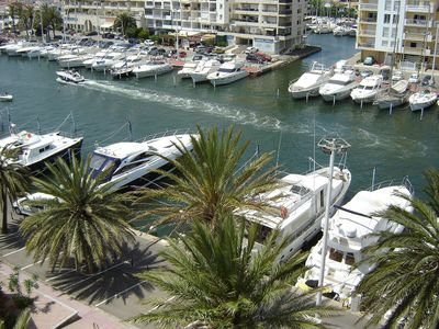 Photo for Studio Apartment With Stunning Views Over Marina Coast and Mountains