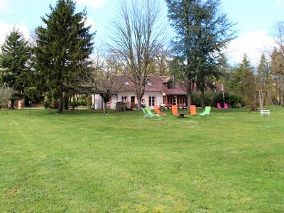Photo for Stay in the countryside in Sologne with friends or family