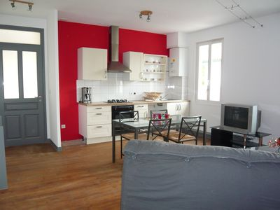 Photo for ANGLET 5 TOWNSHIPS NEAR BEACHES APPT T3 + GARAGE