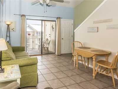 Photo for Sugar Beach 319: 1 BR / 2 BA condo in Orange Beach, Sleeps 4