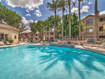 Photo for Scottsdale Resort Condo-3 Miles to TPC Golf Course