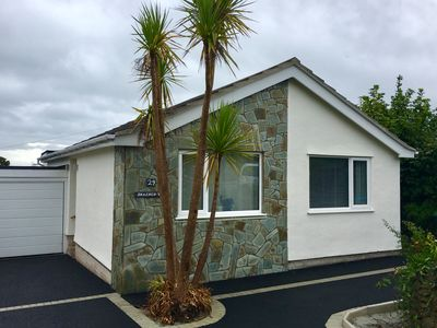 Photo for Beautifully furnished, 2 bedroom holiday home in Moelfre, Anglesey
