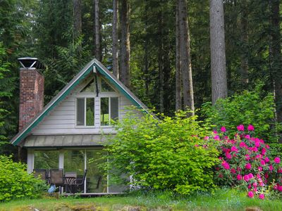 Photo for SKY RIVER CABIN-          VIEWS,    HOT TUB,   CLOSE TO HIKING,