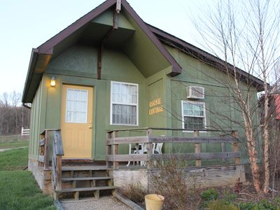 Cookie Cottage Centrally Located Within The Hocking Hills