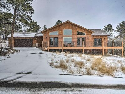 Photo for The Elk Trail Retreat - Brand New Upscale 3 Bedroom, 2 Bath close to town, Air Conditioning