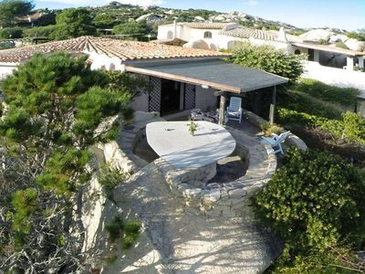 Photo for Vacation home Villetta Mauve House  in Porto Rafael/ Palau (OT), Sardinia - 4 persons, 2 bedrooms