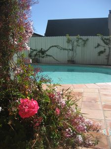 Photo for Private Wing W/ Pool, Close to the Ocean, Private, Serene, Surrounded By Garden