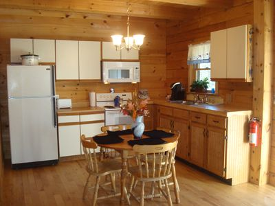 Photo for Rustic Vacation Rental In The White Mountains Of New Hampshire