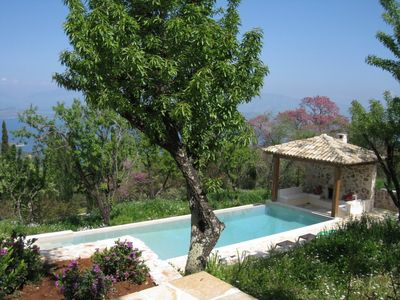 Photo for Luxurious very private villa with pool on the NE coast