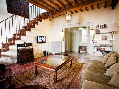 Photo for Luxury 3-bedroom apartment with terrace in Città di Castello, Umbria