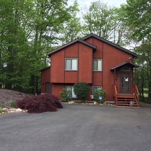 Photo for Cozy Lakefront Chalet w/ Hot Tub, Gameroom & Outdoor Fire Pit!