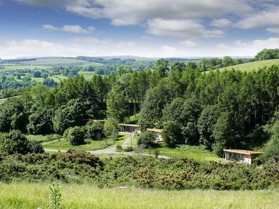 Photo for Pet friendly, 2 bedroom lodges with en-suite and family bathroom, set in the Yorkshire Dales