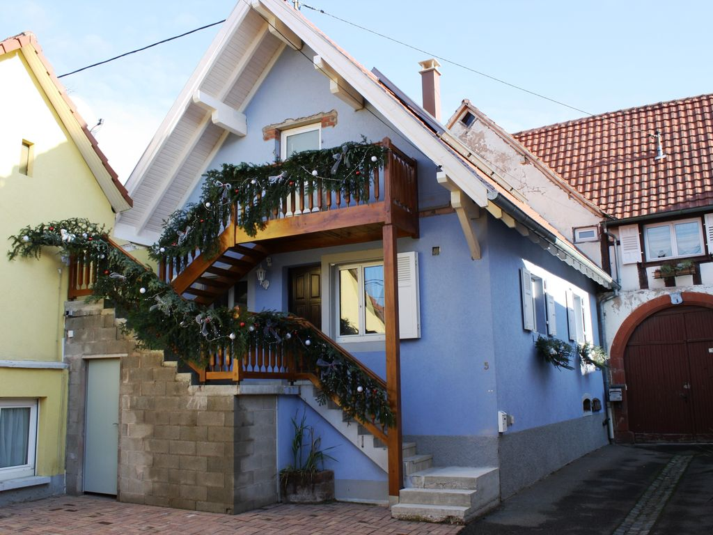 Dangolsheim Cottage Rental