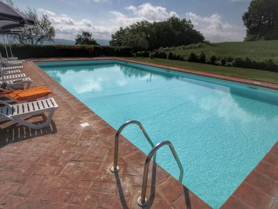 Photo for Cosy Farmhouse in Proceno with Swimming Pool