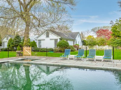 Photo for NEW LISTING - Quogue Village South