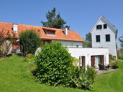 Photo for Comfort apartment with panoramic views of the vineyards, WiFi