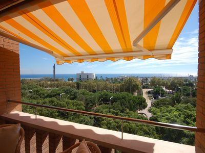 Photo for APARTMENT SEA VIEWS IN BARCELONA