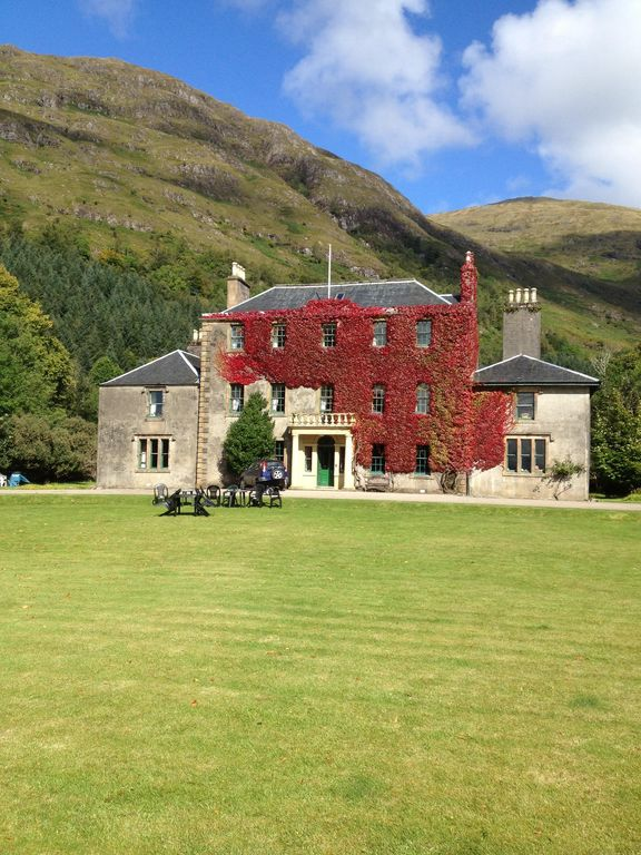 Country House With Heated Indoor Pool Fort William