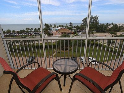Photo for Directly Across The Street From The Beach! Bonita Beach & Tennis 1505