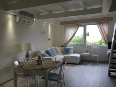 Photo for Modern Apartment Giglio with Sea View, Mountain View, Wi-Fi & Terraces; Parking Available