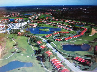 Photo for Beautiful Resort, very close to Disney & all Orlando attractions ! Golf On Site