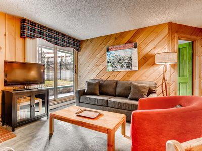 Photo for 20% Off Spring! Centrally Located, Wi-Fi, Garage Parking, Heated Pool Access