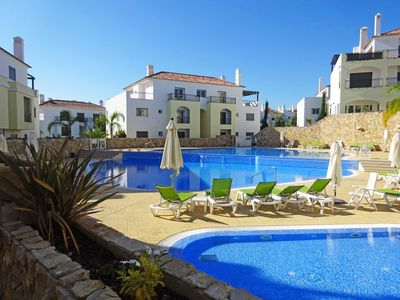 Photo for O Pomar Village 2 bedroom apartment situated in Cabanas De Tavira, Algarve